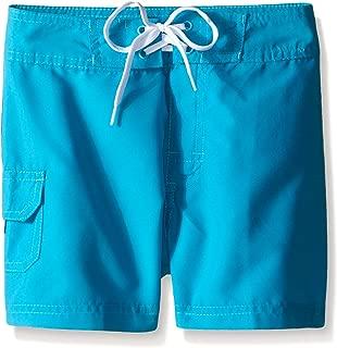 Girls' Sassy UPF 50+ Quick Dry Beach Coverup Boardshort