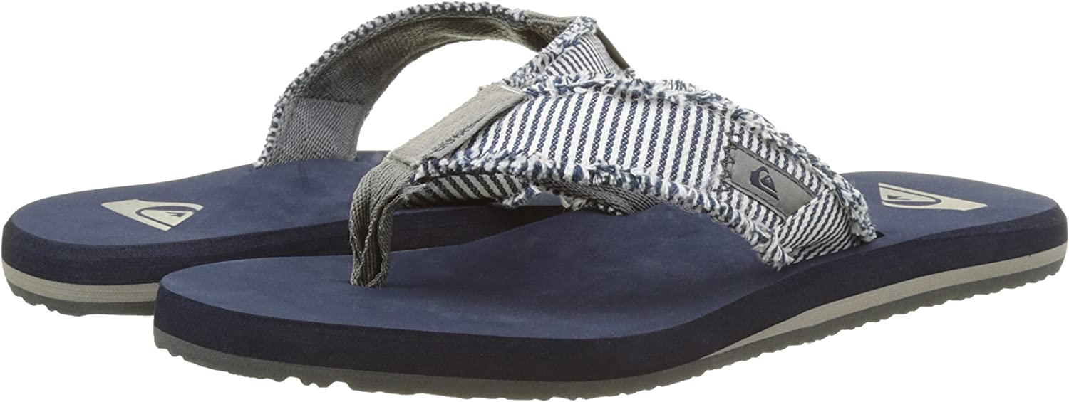 Quiksilver Monkey Abyss M SNDL Sandalias con Plataforma Plana Hombre See Available Sizes