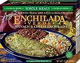 Amy's Enchilada Verde Whole Meal, 10 oz (frozen)