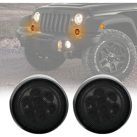 informafutbol.com OEM 2007-2018 Jeep Wrangler Front Turn Signal ...