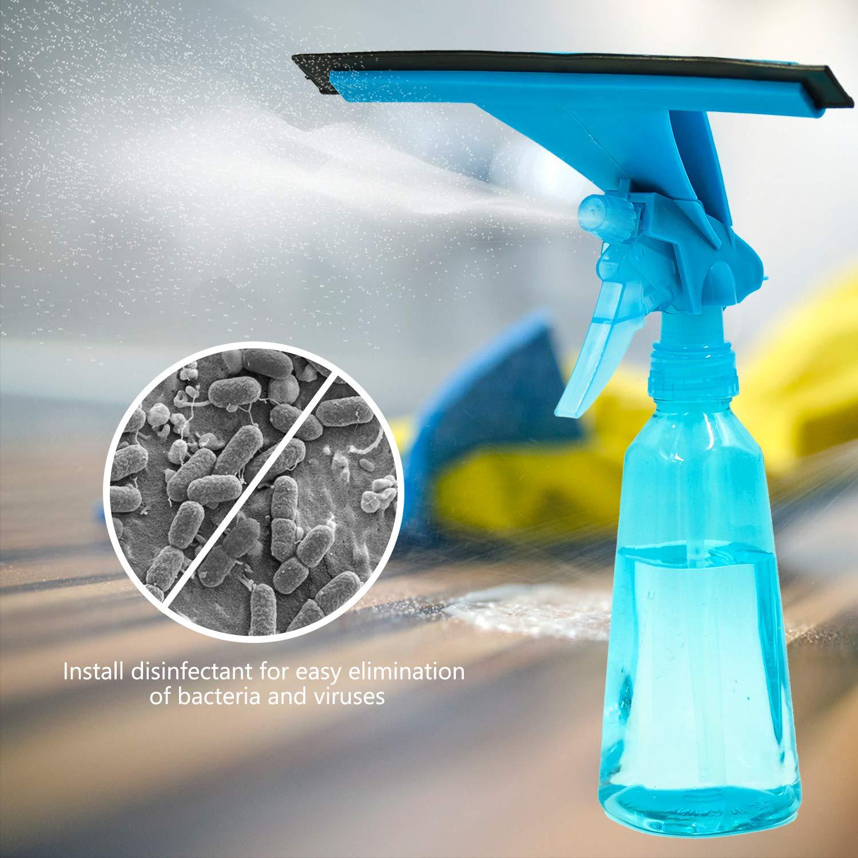 FEIGO - Aspiradora para ventanas 2 en 1, limpiaparabrisas de ...