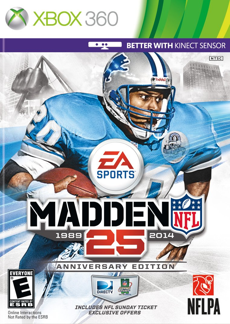 Madden NFL 25 Ranking TOP7 Anniversary Edition with -Xbox Ranking TOP17 Ticket 3 Sunday