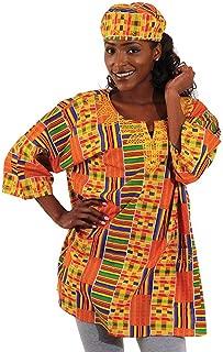 Best kente cloth shirt Reviews