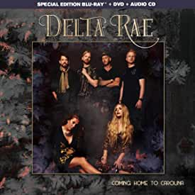 DELTA RAE Coming Home To Carolina Deluxe Blu-ray, DVD, CD Set arrives Nov. 20 from MVD Entertainment