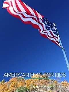 American Flag for Kids