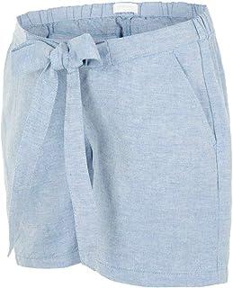 MAMALICIOUS Damen Mlrebekka Woven Shorts A