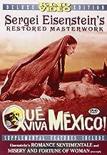 Best eisenstein que viva mexico Reviews