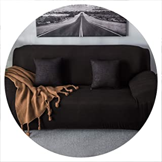 Goodforyou21 Stretch Sofa Covers Furniture Protector Polyester Loveseat Couch Cover l 1/2/3/4 Seater Arm Chair Cover for Living Room,Sofa 02,3seater190-230cm