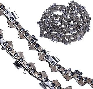 Juego de espadas Oregon Scientific 40 cm, con 3 cadenas de motosierra, 3//8, 55 TG, 1,3 mm, p.f. Stihl MS170.