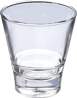 Libbey Glassware 15709 Endeavor Rocks Duratuff Glass, 7 oz. (Pack of 12)