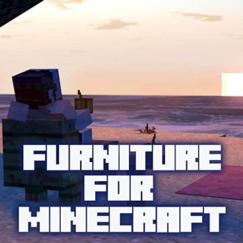 Furniture For Minecraft: Furniture Builds & Ideas For Minecraft Furniture - PE Pocket Edition, PC Edition, Xbox Edition