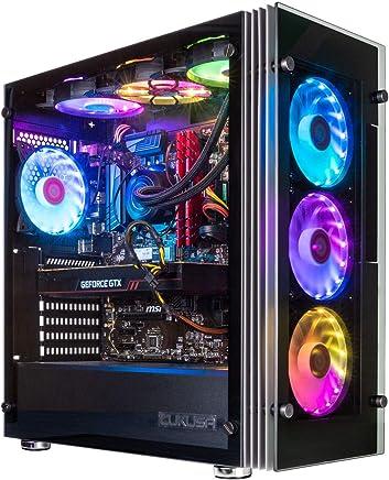 7e097ca80943 CUK Stratos VR Ready Gamer PC (Liquid Cooled Intel i9-9900K