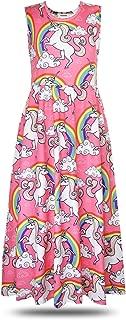 Best girls maxi summer dresses Reviews
