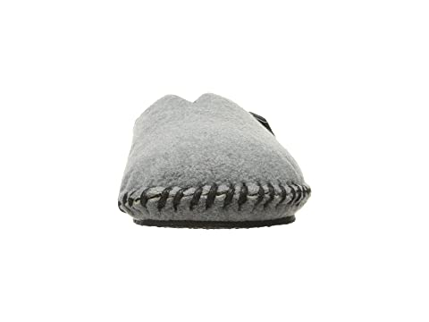 Mill Woolrich Steel Fleece Grey Scuff 5nnYWx