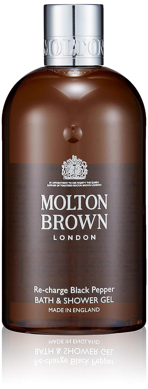 ウェイド宝石依存MOLTON BROWN(モルトンブラウン) ブラックペッパー コレクション BP バス&シャワージェル