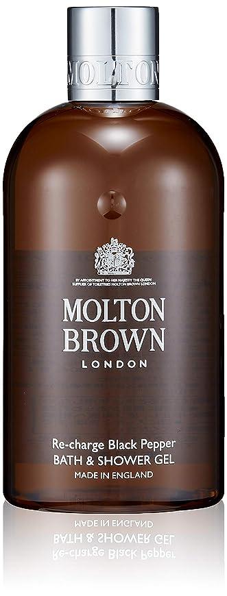 よく話される過言巨大MOLTON BROWN(モルトンブラウン) ブラックペッパー コレクションBP バス&シャワージェル