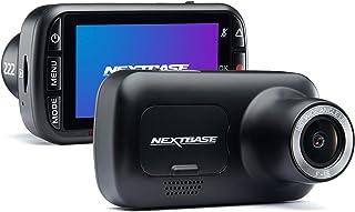 "Nextbase 222 Dash Cam 2.5"" HD 1080p Wireless Compact Car Dashboard Camera, Intellegent Parking Mode, Loop Recording, Black"