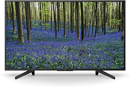 Sony Pantalla 55X720F LED 4K Ultra HD con Alto rango dinámico (HDR), Smart TV