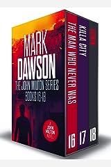 The John Milton Series: Books 16-18 Kindle Edition