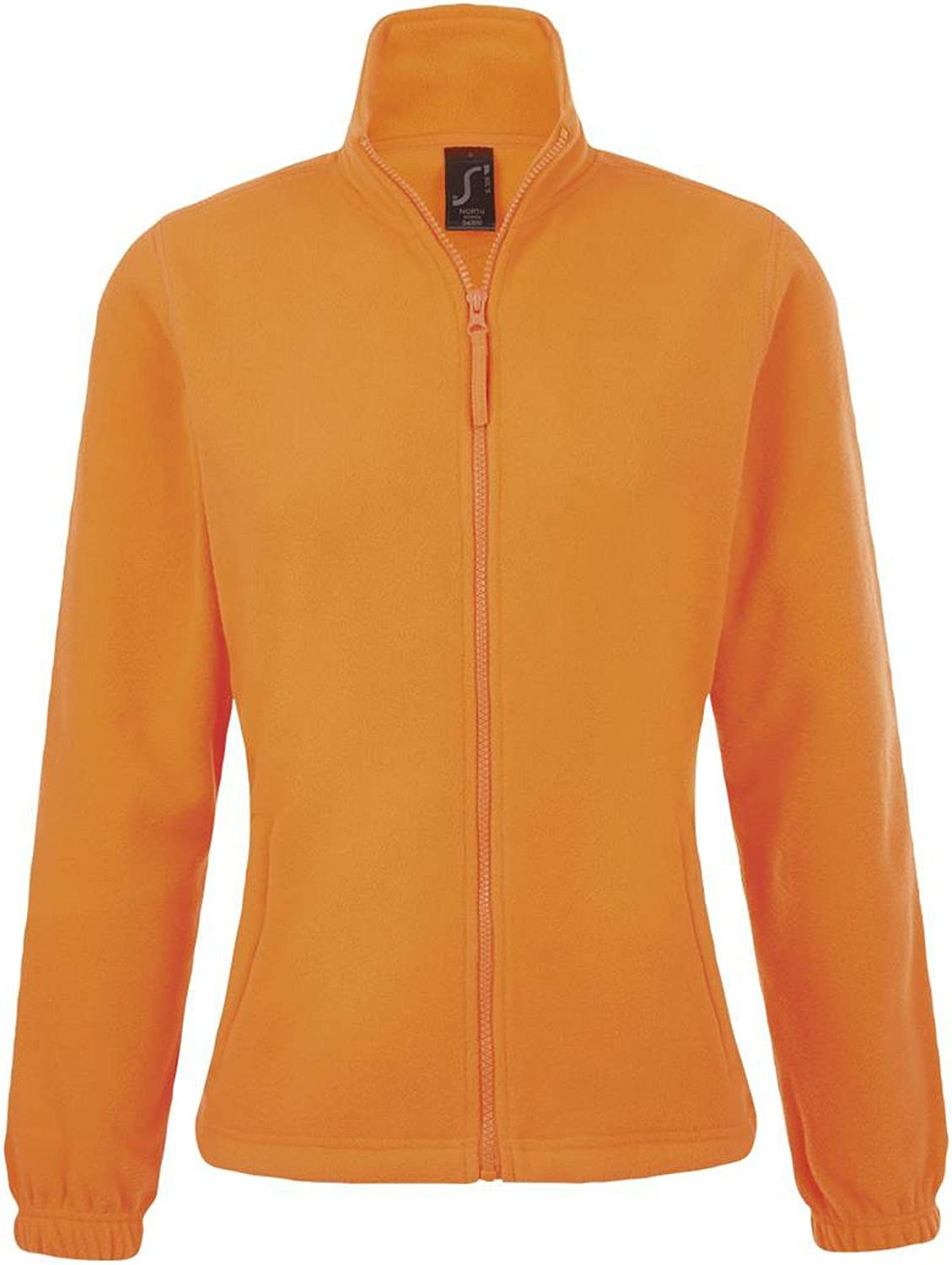 SOLS Womens Ladies North Full Zip Fleece Jacket