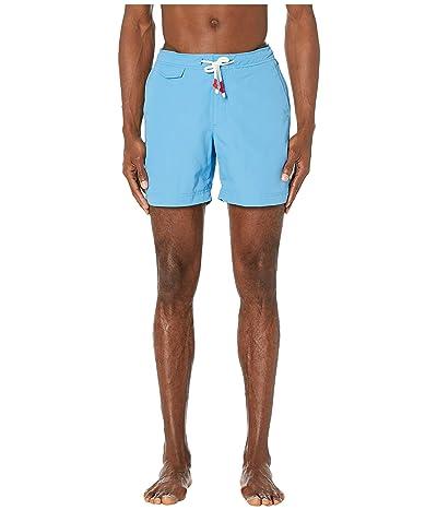 Orlebar Brown Standard Swim Shorts (Bahama Blue) Men