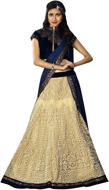 Bridal Women Collection Lehenga Choli Dupatta Ceremony Wedding Punjabi 616 10