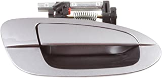 CF Advance For 02-06 Nissan Altima W40 Precision Gray Front Right Passenger Side Outside Door Handle 2002 2003 2004 2005 2006