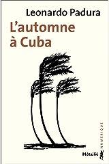L'Automne à Cuba Format Kindle