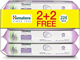 Himalaya Soothing & Protecting Baby Wipes (224 Wipes)