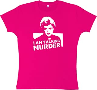 deadly pink 12 shirt
