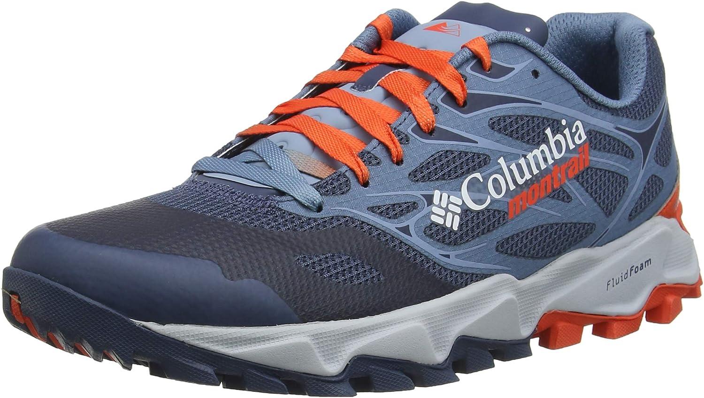 Columbia Montrail Men's Trans Alps F.k.t. Ii Sneaker