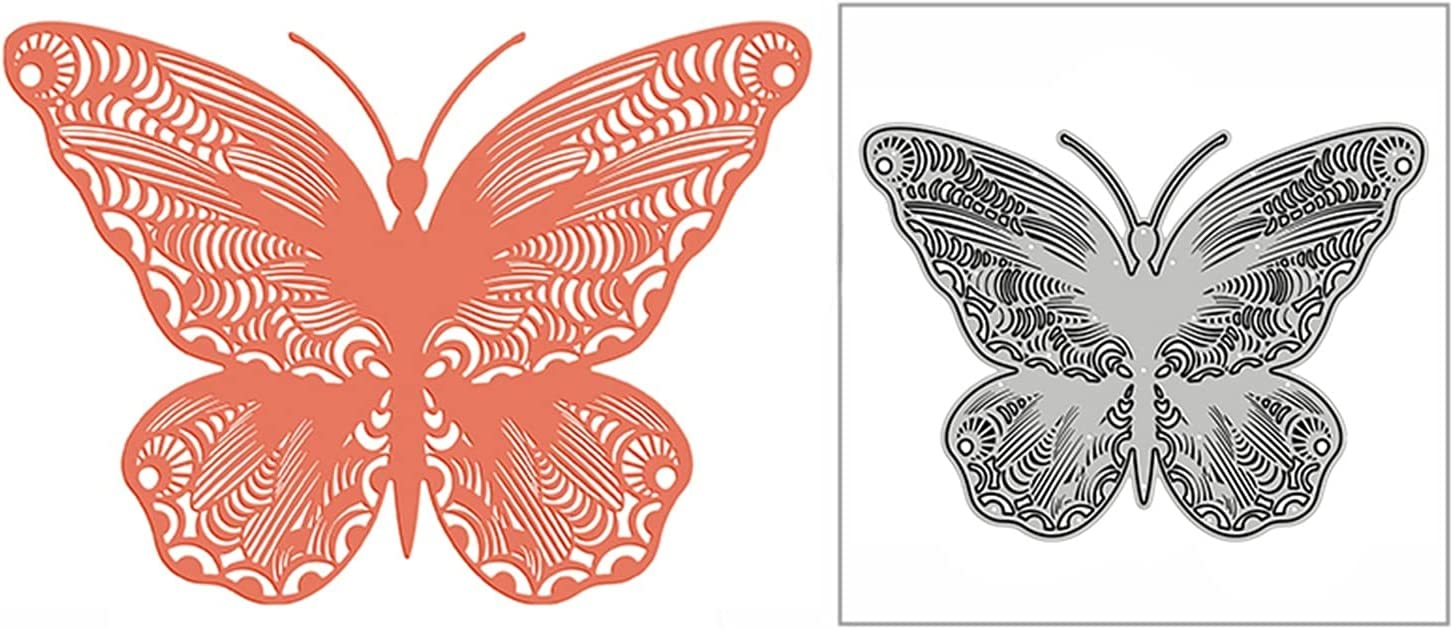 XinQuan Wang Ranking TOP15 Monarch Butterfly Max 89% OFF Insect Dies Cutting for Metal DIY