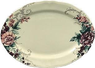 Claytan Gorgeous Full Oval Platter 36 Cm