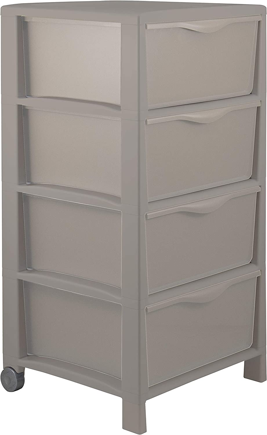 BEAUTIFUL AND FORTI Chest of drawers Grande Mocha