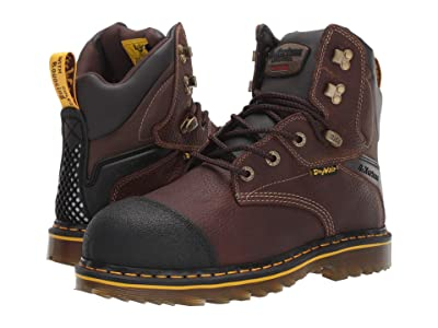 Dr. Martens Work Duxford STWP (Teak/Dark Brown/Black/Dark Brown/Black) Men