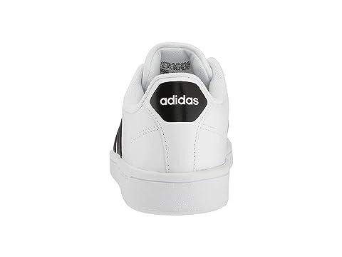adidas Cloudfoam Advantage Stripe Black/White