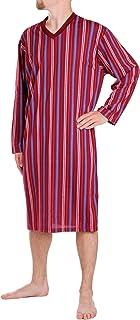 516aee4a31 Camicia da notte mr, maniche lunghe, 100% Cotone, L XL XXL XXXL