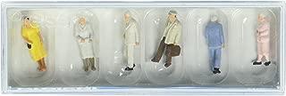 Preiser 14116 Passers By Package(6) HO Model Figure