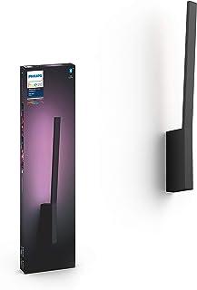 Philips Hue Liane Wandlamp - Duurzame LED Verlichting - Wit en Gekleurd Licht - Dimbaar - Verbind met Hue Bluetooth of Bri...