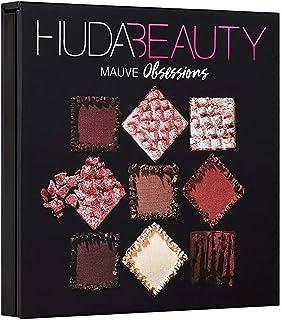 HUDA BEAUTY Obsessions Eyeshadow Palette colour: Mauve