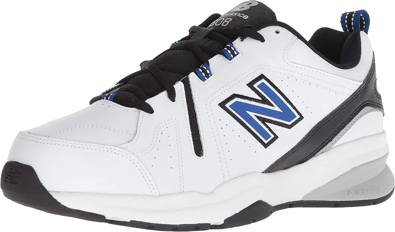 New Balance - Mens MX608V5 skor, 7 UK UK UK - Brödd D, vit  Team Royal  spara upp till 30-50% rabatt
