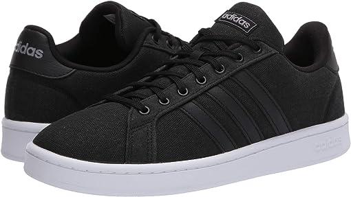 Core Black/Core Black/Grey