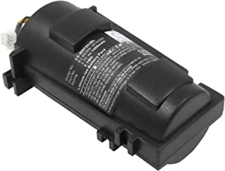 Cameron Sino 1400mAh Battery for Metrologic Dolphin 9535, MS9535, MS9535 VoyagerBT, MS9535BT, Voyager 9535BT