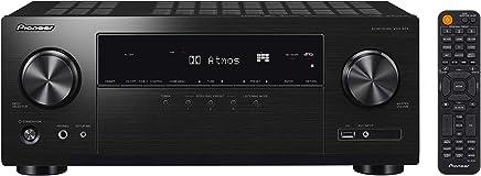 Pionner VSX-934 Receiver (7 x 160 Watt, Dolby Atmos, DTS:X, Dolby Atmos Height Virtualizer, Sonos, Zone 2, AirPlay 2, Bluetooth, USB)