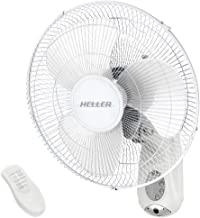 Heller 40cm Wall Fan with Remote (HWAL40R)