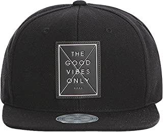 good vibes only snapback
