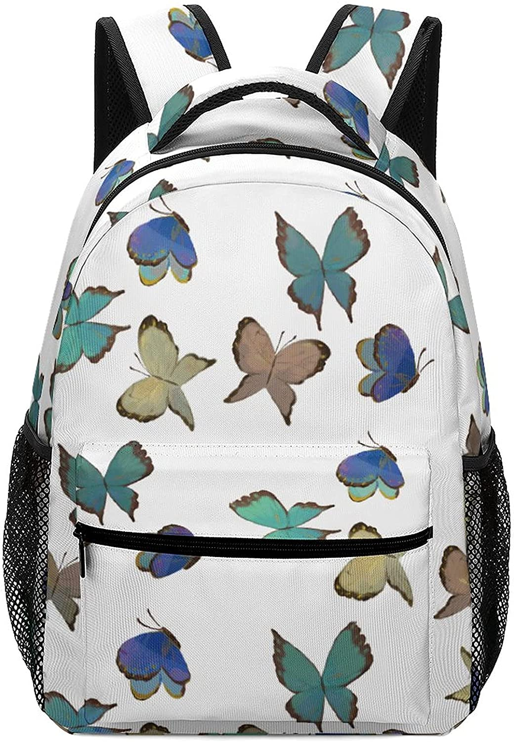 Butterfly Children's Great interest Backpack Boys and Back Quantity limited Camping Girls School