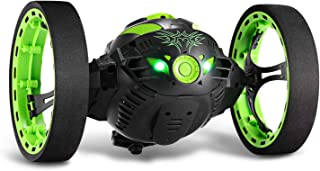 GBlife 2.4GHz Wireless Remote Control Jumping RC Toy Cars Bounce Car No WiFi for Kids (Green)