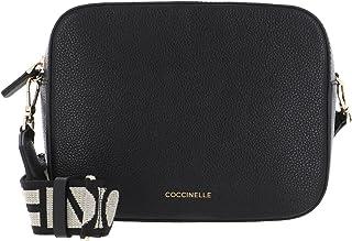Coccinelle Tebe Umhängetasche Leder 21 cm