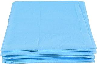 Faderr 10 stks 80x180 cm Niet-geweven Wegwerp Waterdichte Bed Cover, Waterdicht en Hypoall-ergene, voor Salon SPA Tattoo M...